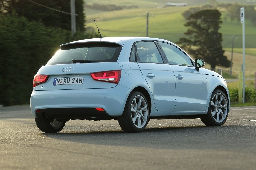 2013 Audi A1 Attraction Review Audi Audi A1 First Car