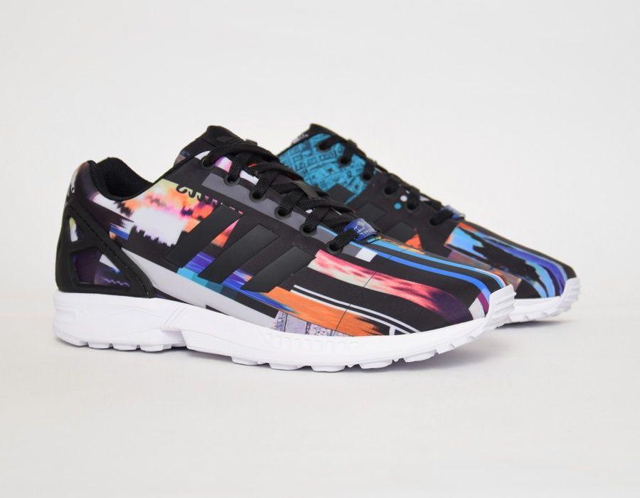 Adidas zx Flux nuevos medios zapatillas elegantes cosas Pinterest