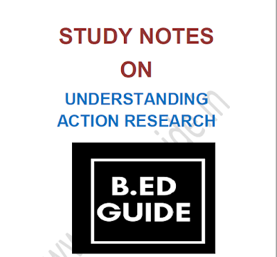 B Ed Notes On Action Research Pdf Download Action Research Research Pdf Research In Education