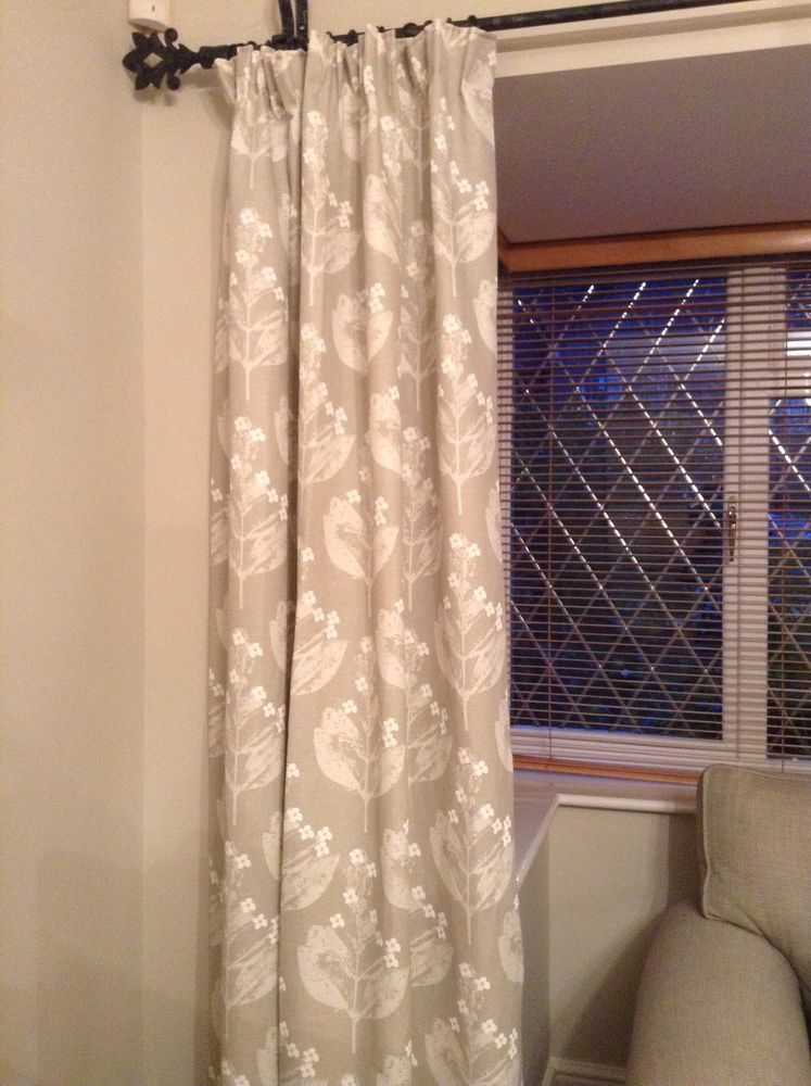 ready grey curtain to remnants fabric made curtains laura teawing co vine ashley measure