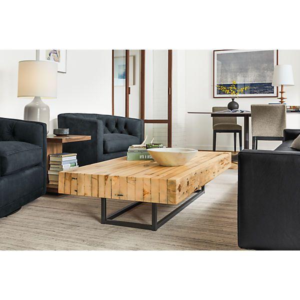 Briggs Coffee Tables Briggs Coffee Table Living Room Modern