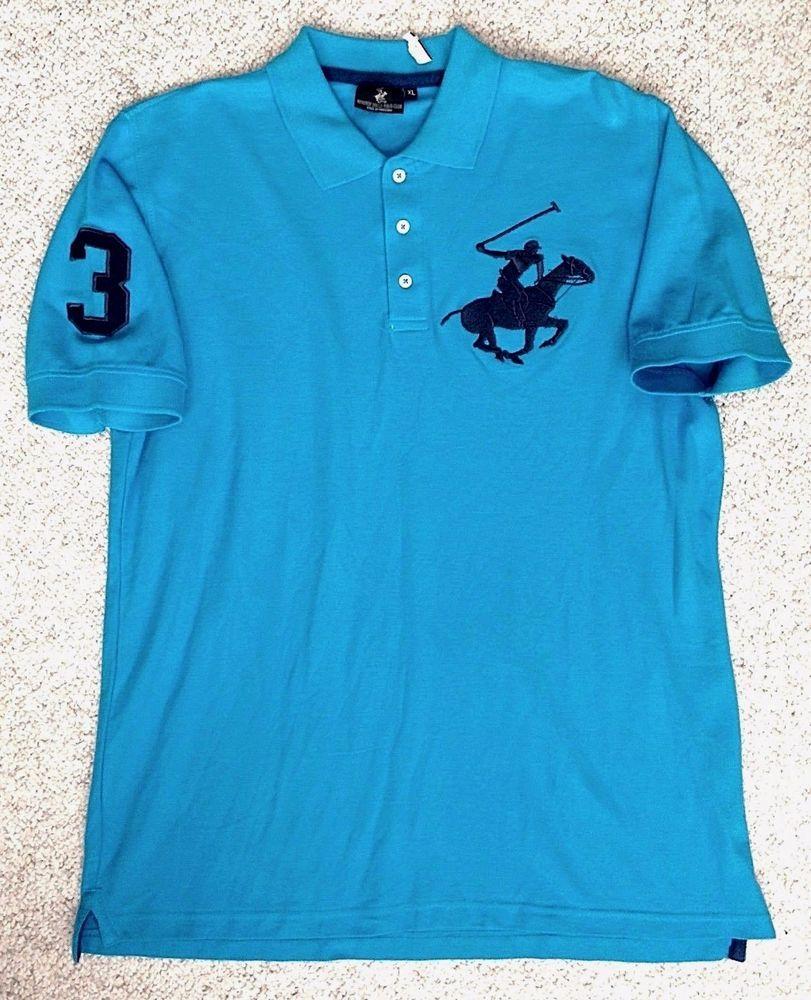 Polo Mens New T Shirt Hills Pique Aqua xlBeverly Club 0OkXwN8nP