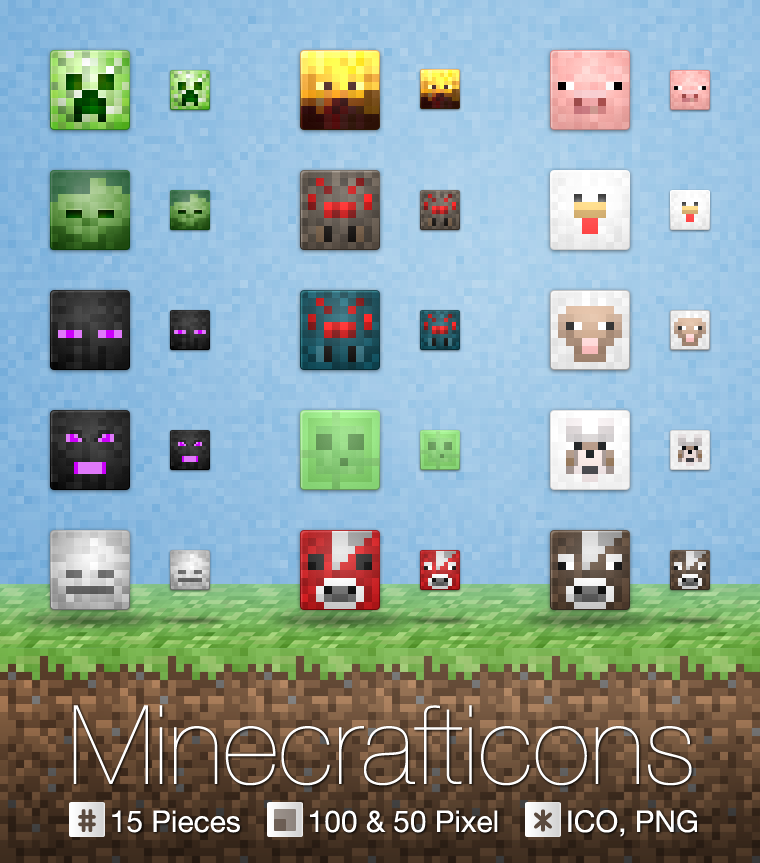 icon #customization #Minecraft | Minecraft | Windows 7