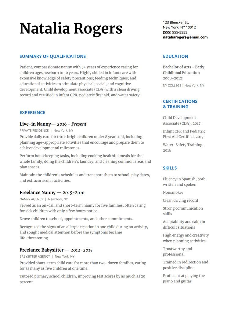 Can A Resume Be More Than One Page Elegant How to Write A