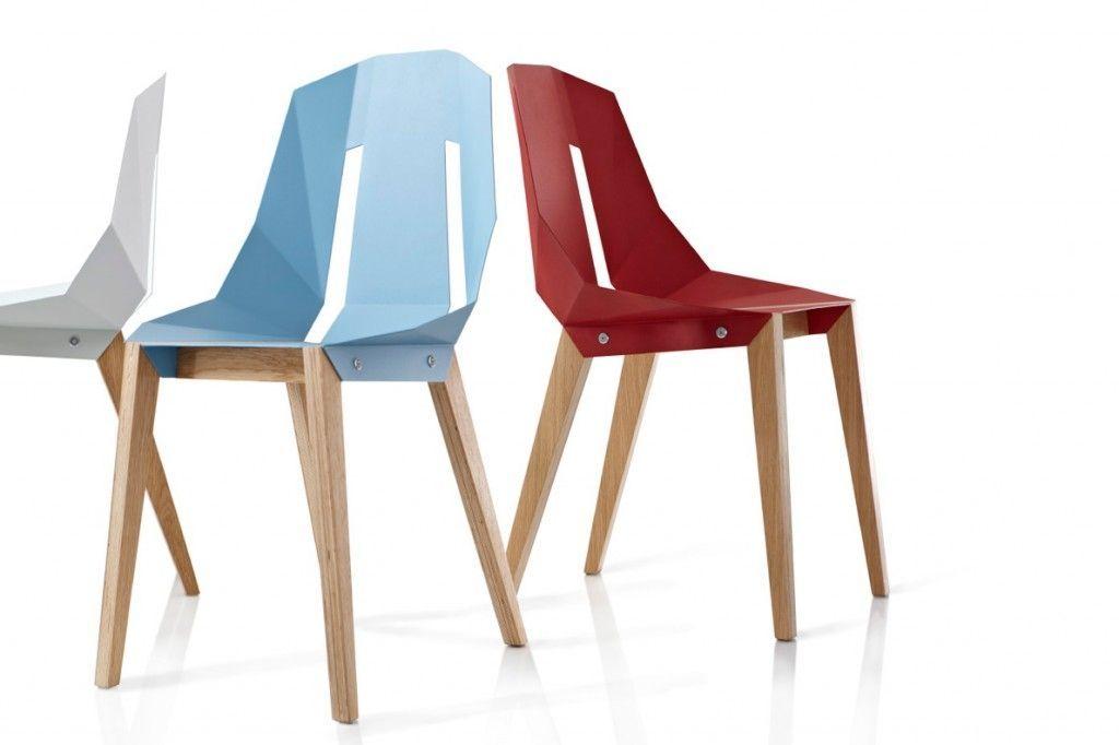 Stuhl / originelles Design DIAGO Tabanda