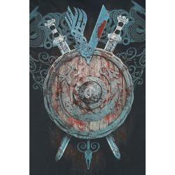 Vikings Ragnar - Battle T-Shirt