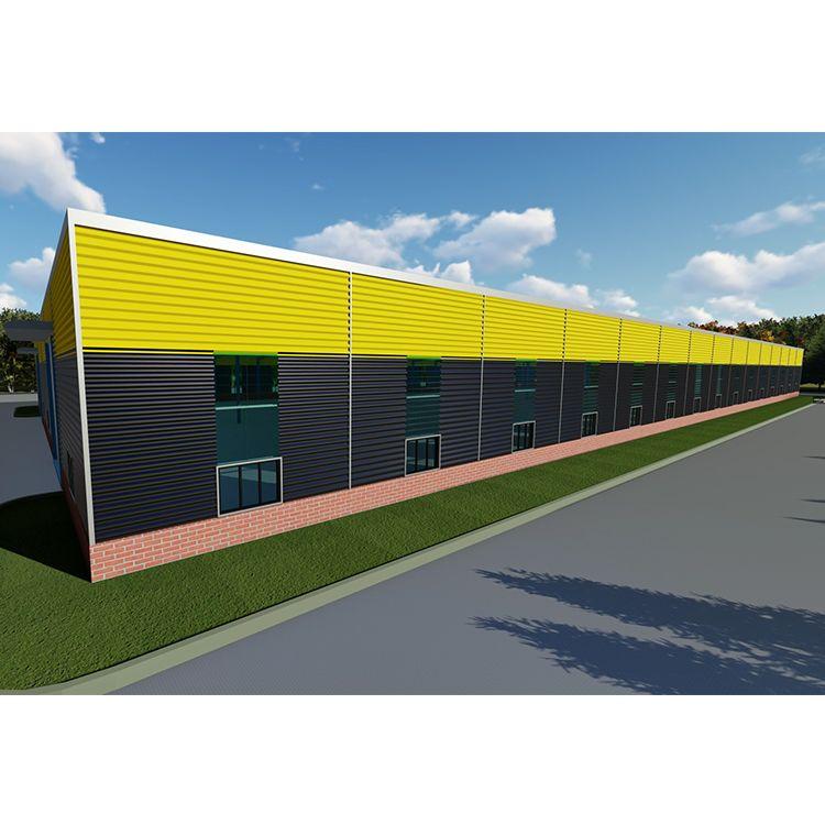 2019 的 Light steel structure plant fire prevention warehouse