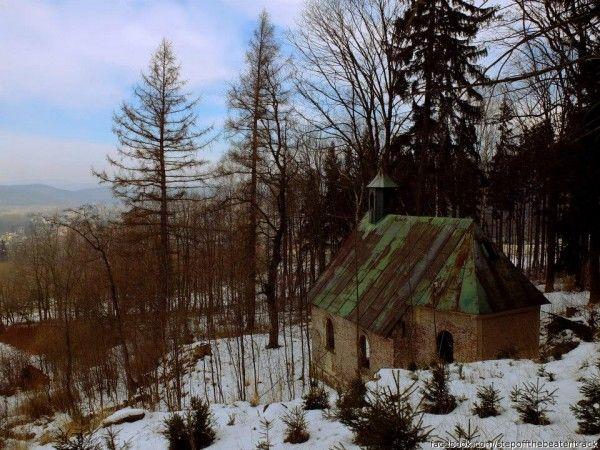 Abandoned chapels on the Holy Mountain (Lubawka, Poland)
