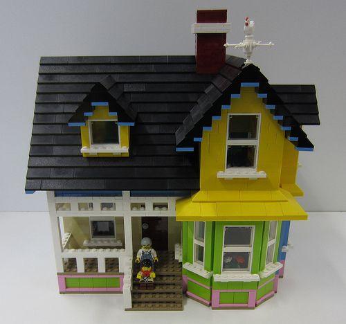 レゴ カールじいさんの空飛ぶ家 Lego Leaks Lego House