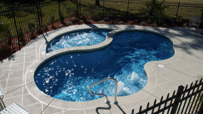 The Aqua Group Fiberglass Pools Spas Trilogy Freeform Pools For Inground Fiberglass Swimming