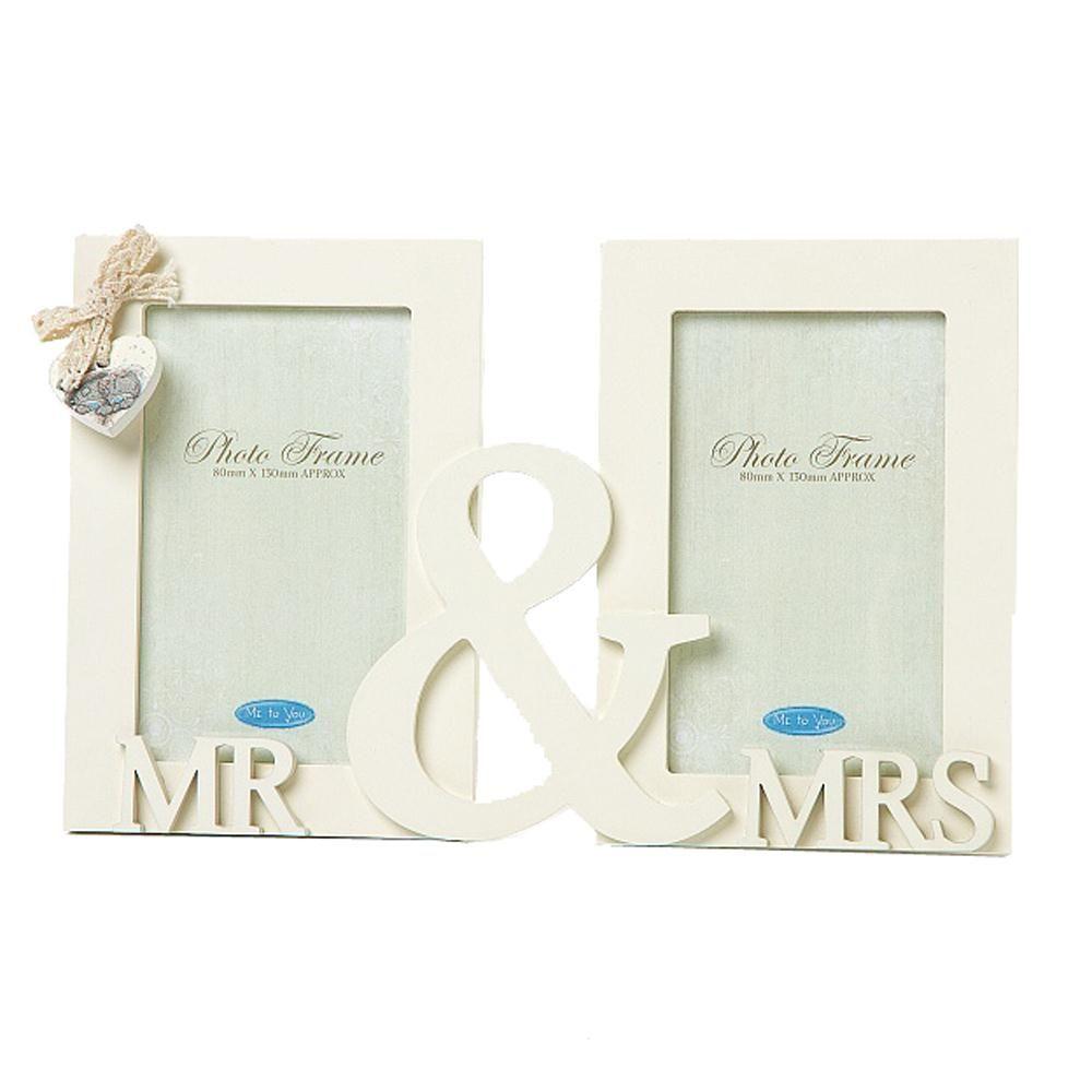 Mr & Mrs Me to You Bear Wedding Frames £8.00 | Me to You Photo ...