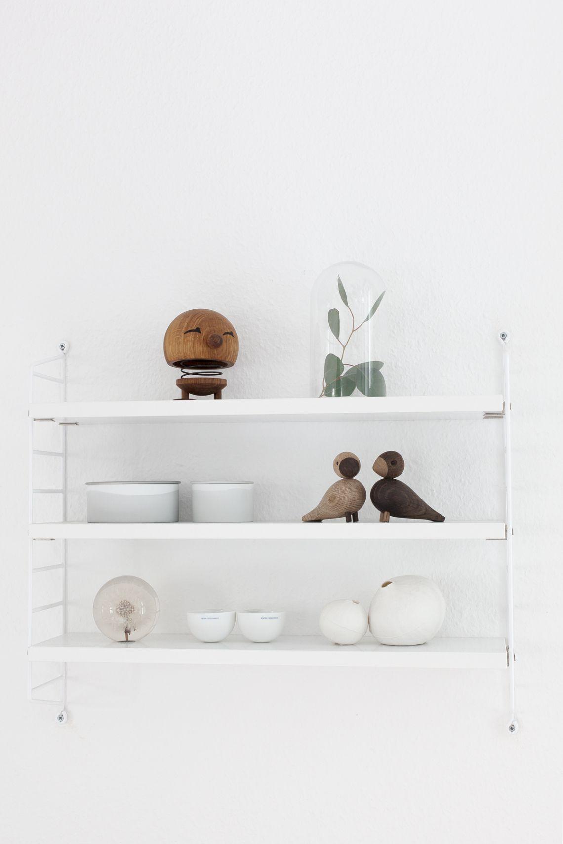 Tolle Vibrant Ideas String Pocket Regal Galerie - Die besten ...