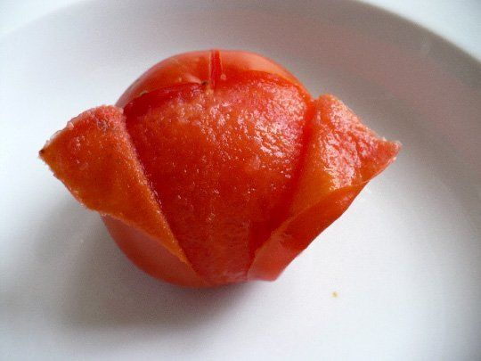 There's Only One Way To Skin A Tomato | The Kitchn