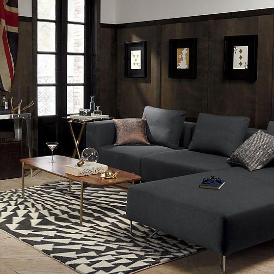 Matthew Williamson For Home Furnishings Pinterest Folding - Cb2 adam coffee table