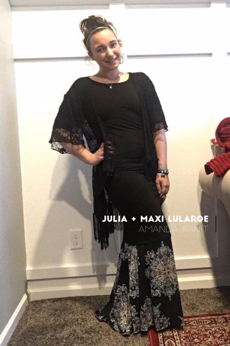 c5ae220ac Turn 2 Lularoe staple pieces in your closet into this elegant dress. Just  put yournjulia dress on over your maxi skirt for a beautiful mermaid style  dress.