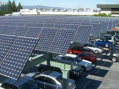 Solar panel parking how to pay for a parking garage and still shade the top  floor | Solar panels, Best solar panels, Solar