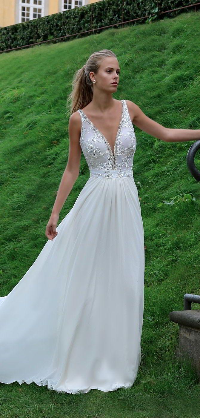 Eli Shitrit 2017 Wedding Dresses Copenhagen Collection | Vestiditos ...