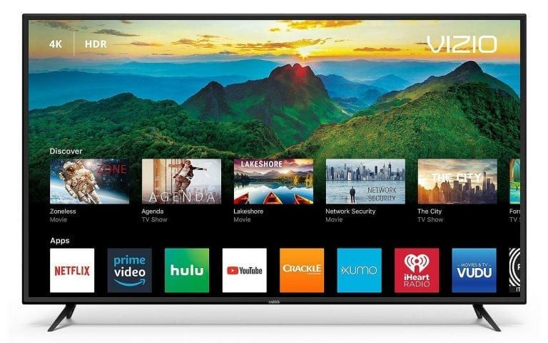 Top 10 Best Smart Tvs In 2019 Reviews And Buyer S Guide Smart Tv Smart Televisions Uhd Tv
