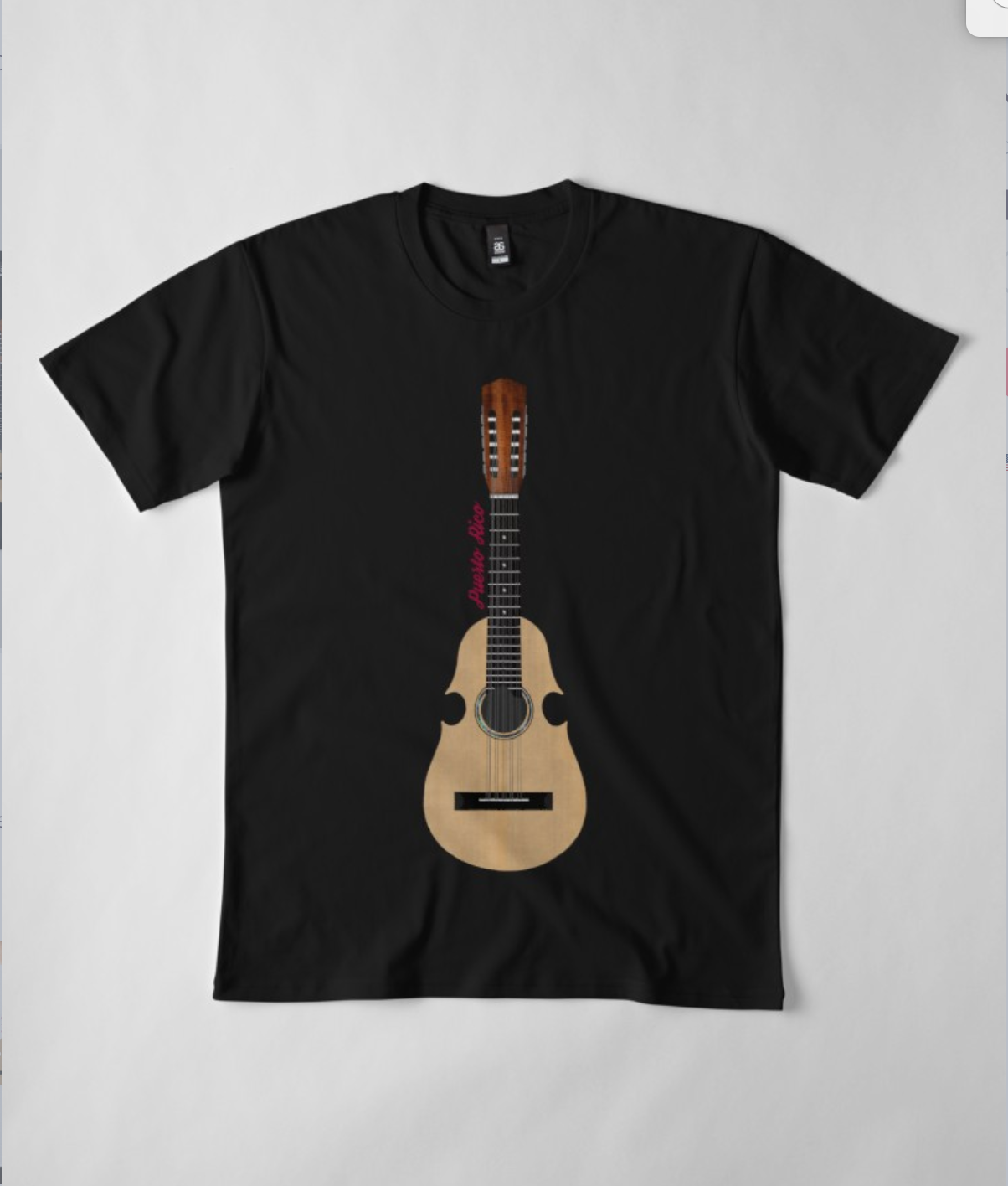 f61e03cf189 Men s Premium T-Shirt  cuatropuertorico  cuatropuertorico  music   musicalinstrument  cuatrista  cuatroplayer