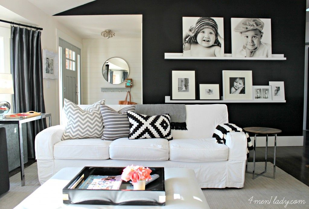 Living Room Latest And A Quick Framing Project Home Home Living Room Home Decor