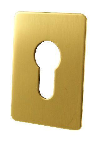 Door Furniture Direct Adhesive Backed EURO Keyhole Cover Brass At Door furniture direct we sell high  sc 1 st  Pinterest & Door Furniture Direct Adhesive Backed EURO Keyhole Cover Brass At ...
