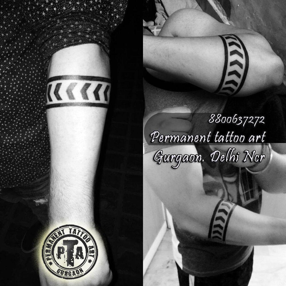 Solid armband tattootribal line arm tattoos armband tattoo arm