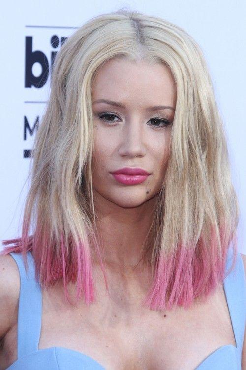 Iggy Azalea Hair Medium Hair Styles Celebrity Hairstyles Haircuts For Medium Hair