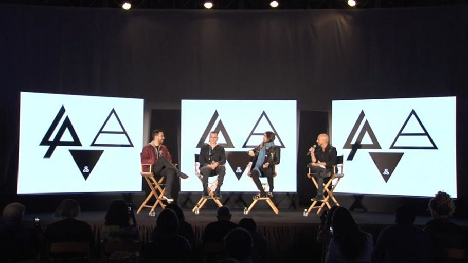 Linkin Park and 30 STM