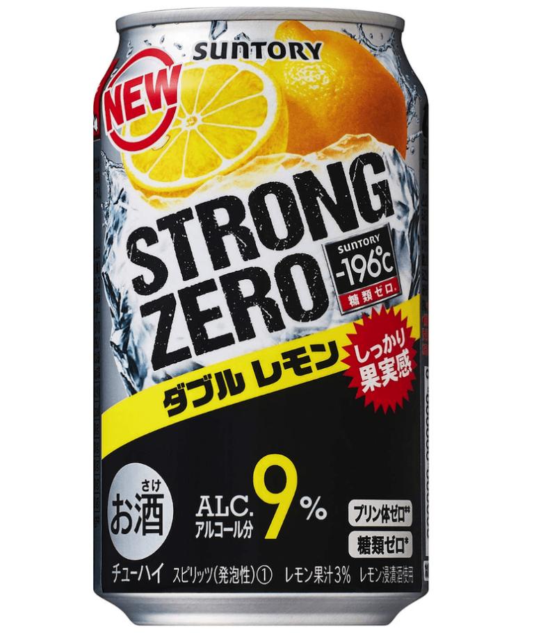 性 危険 ストロング ゼロ