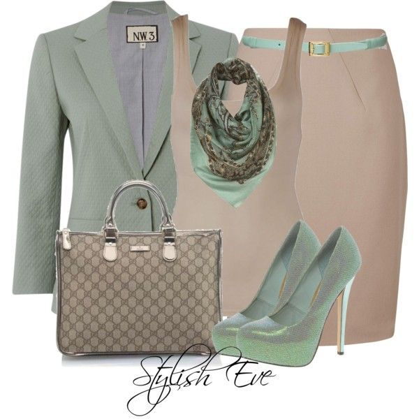 Stylish Eve Outfits 2013  Formal Wear with Pencil Skirts e21d864b8c9