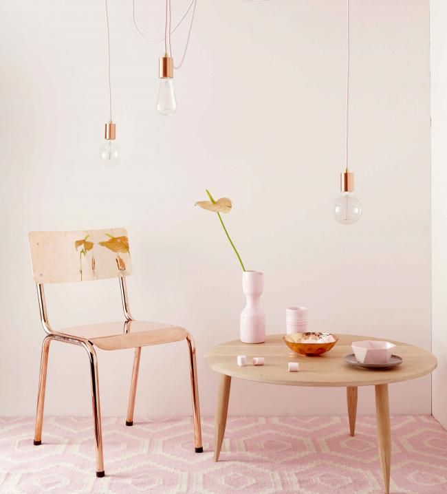 glam chic accessoires de d coration d 39 int rieur chez westwing rose poudr dans la d co. Black Bedroom Furniture Sets. Home Design Ideas