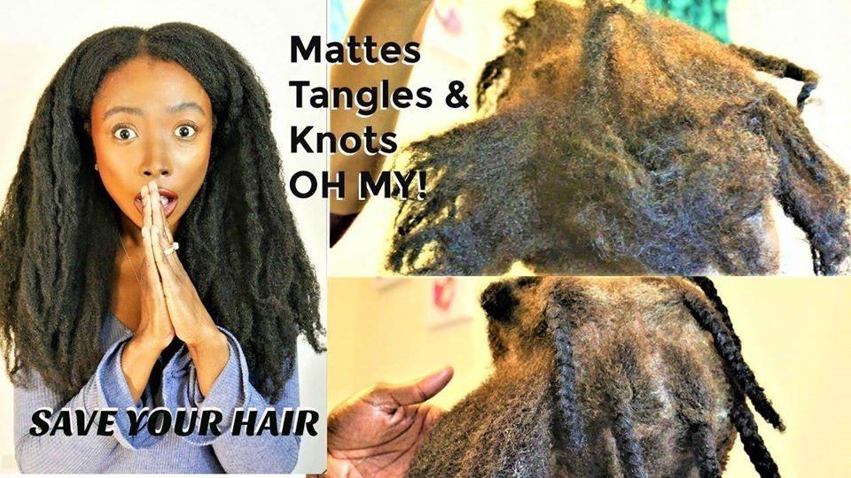 Important How To Detangle Matted Hair Ig Cravingcurlykinks Detangling Natural Hair Detangler Natural Hair Styles