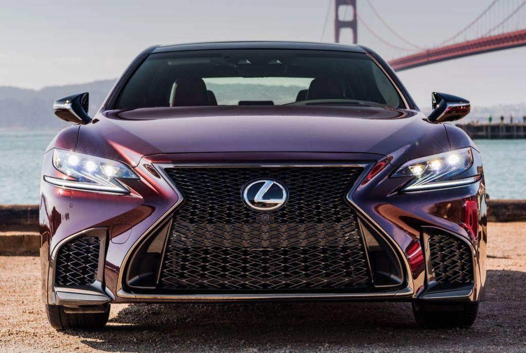 2018 Lexus LS 500 F SPORT in 2020 Lexus ls, Lexus, Car front