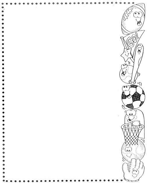 Bordes decorativos infantiles cerca amb google bordes for Cenefas para dibujar