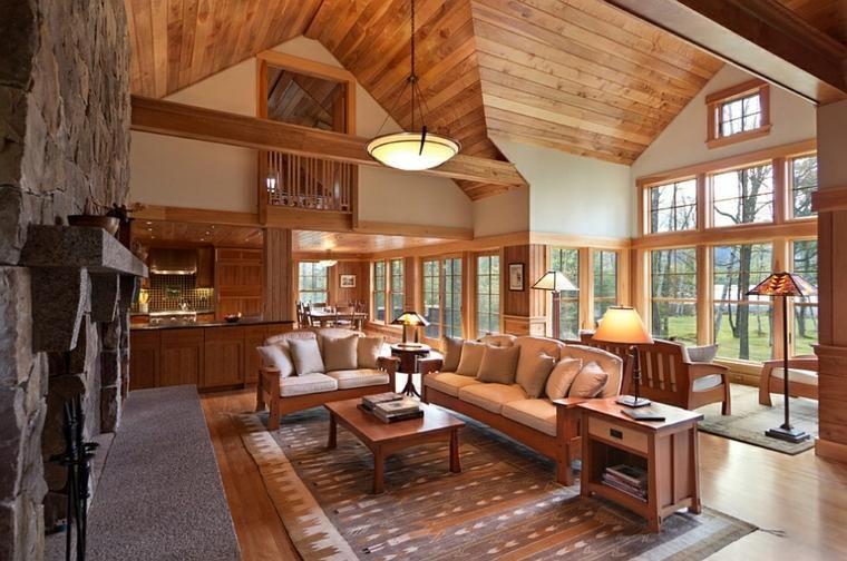Amazing #Interior Design Haus 2018 Rustikales Holz Für Die Inneneinrichtung   38  Ideen. #Minimalistic
