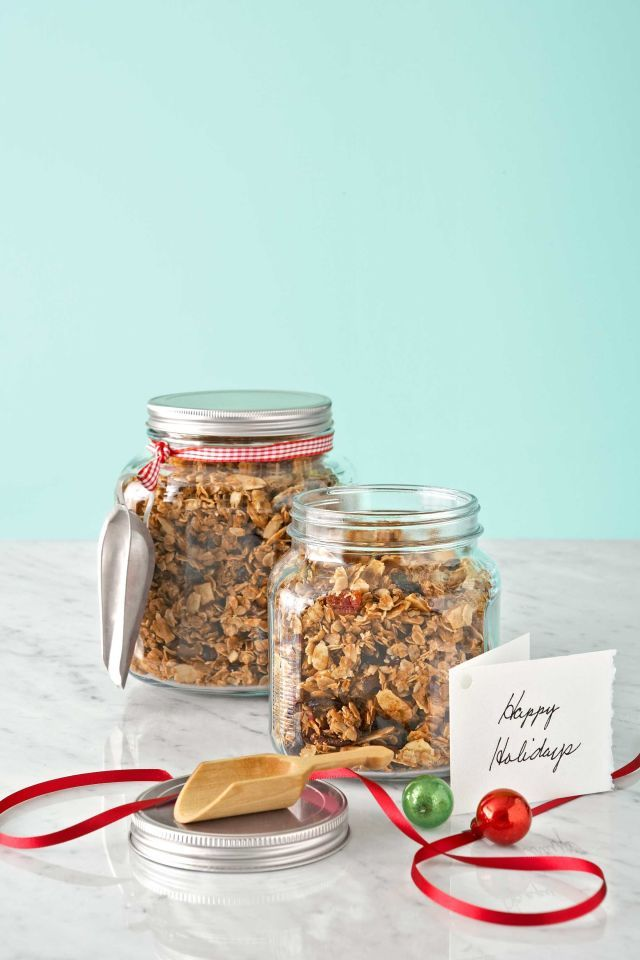 50 Homemade Food Gifts for the Holidays Food gifts, Tangier and