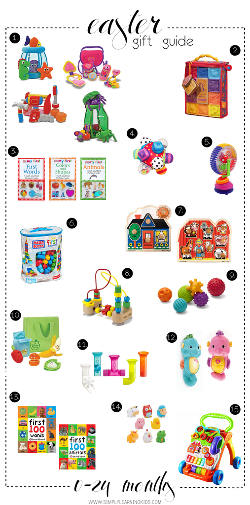 Creative easter basket ideas for little ones basket ideas creative easter basket ideas for little ones negle Gallery
