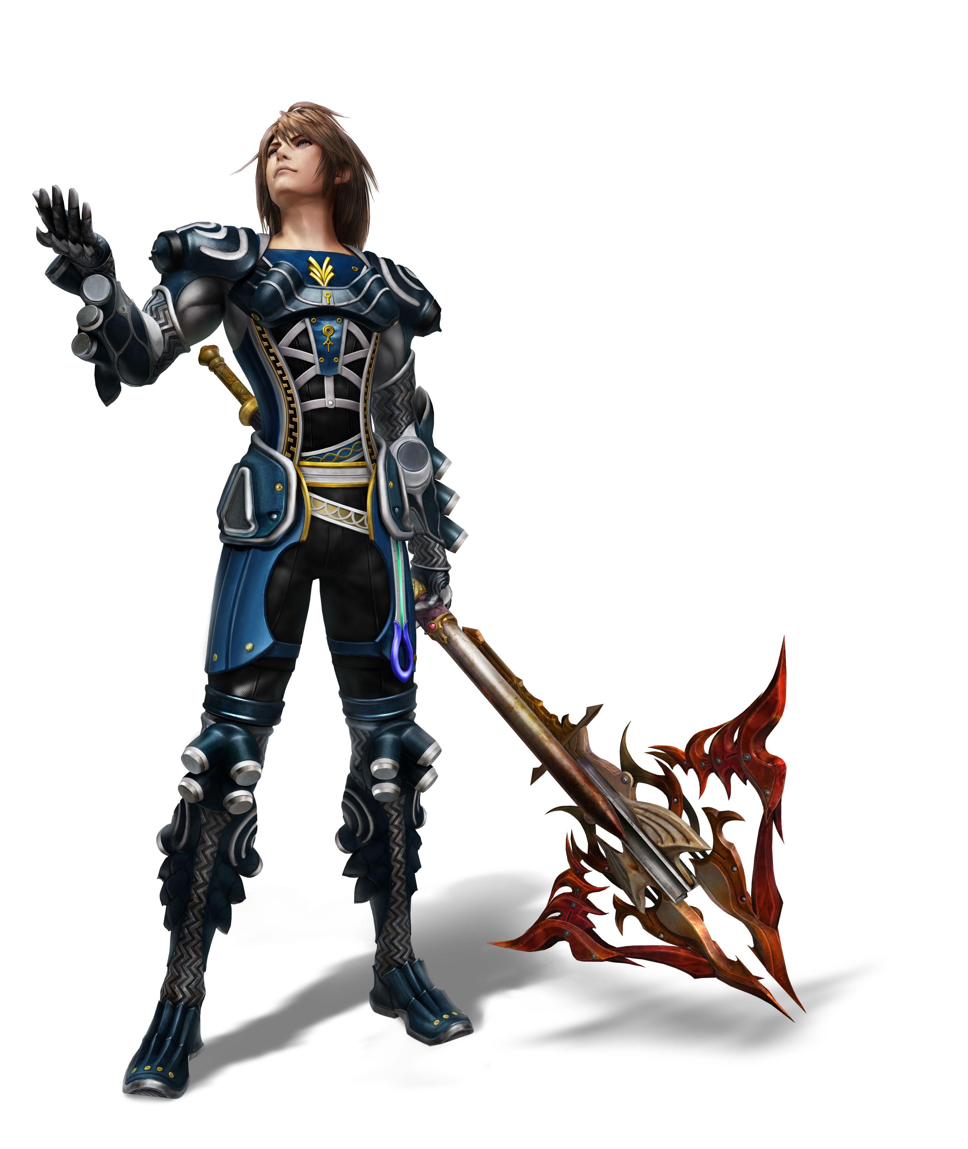 Final Fantasy Xiii Characters Final Fantasy XIII-2 A...