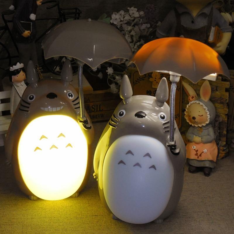 Cute My Neighbor Totoro Led Night Light Juwas Com Online Store My Neighbor Totoro Night Light Kids Totoro