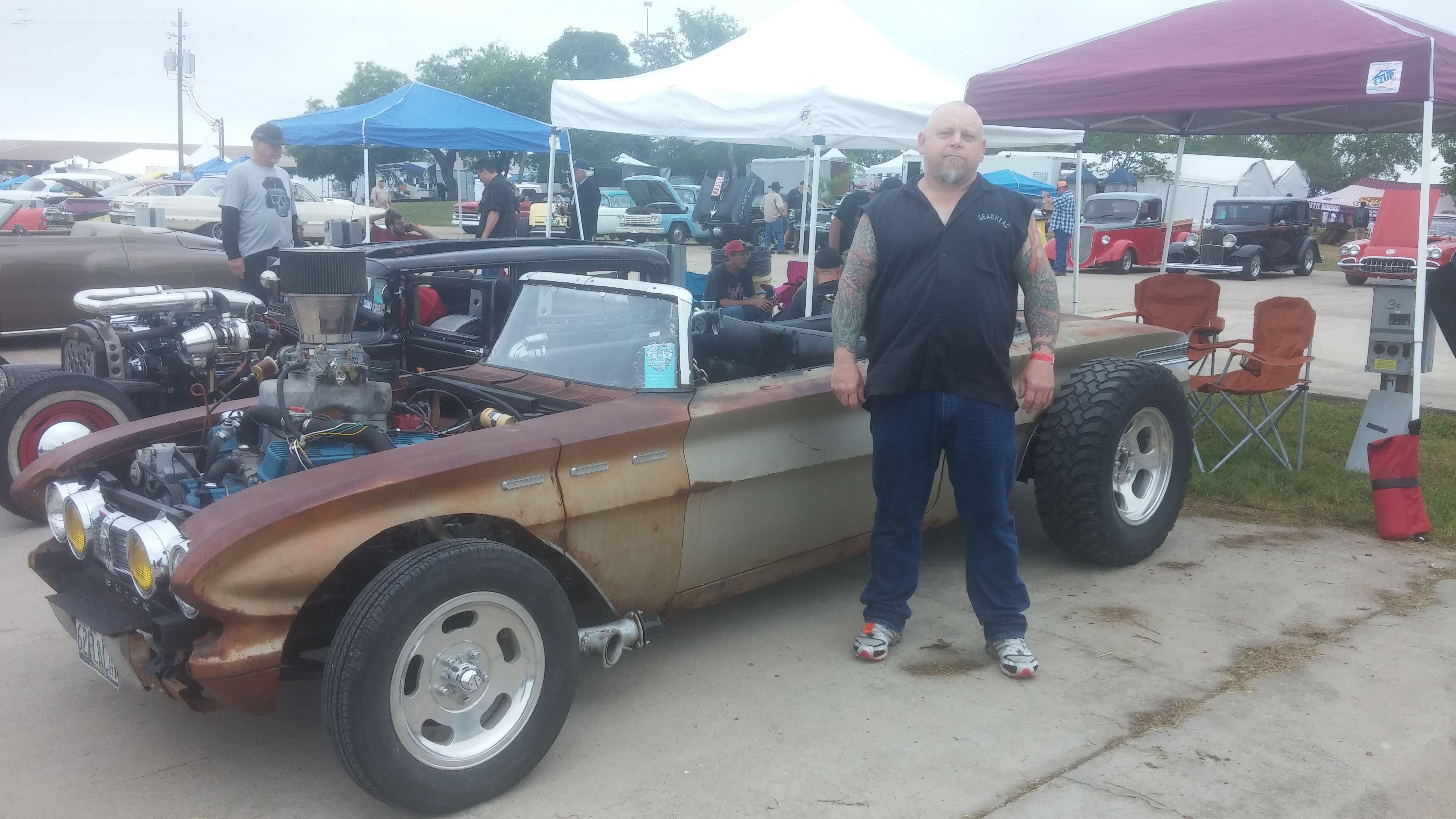 1962 Buick Skylark Rat Rod Rat Rod Rat Rods Truck Buick Skylark