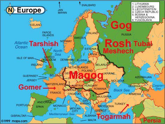 Gog And Magog Map Gog and Magog | La última guerra todo listo Gog y Magog. a las  Gog And Magog Map