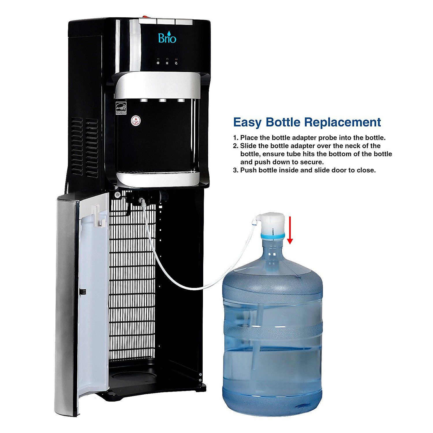 Brio Reverse Osmosis System Filters