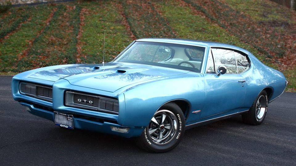 1968 Pontiac Gto   Muscle Cars and Hot Rods   1968 pontiac