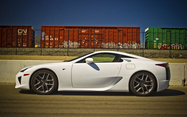 Lexus Holds Off On Lfa Supercar Successor Super Cars Lexus Lexus Lfa