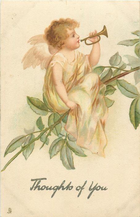 Картинках приколы, винтажные открытки ангелы