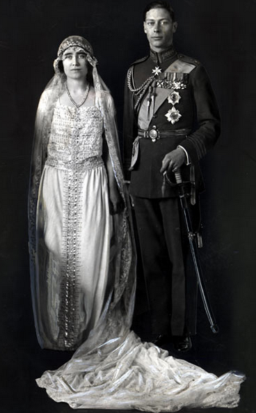 AC Prince Albert, Later King and Lady Elizabeth