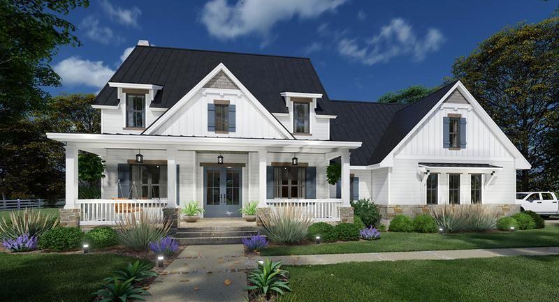 21++ Custom modern farmhouse plans best