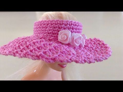 9 How To Make A Spring Hat For Your Doll Diy Crafts Tutorial