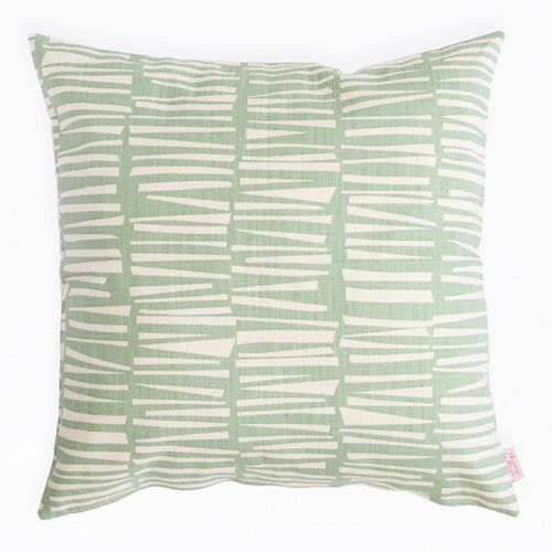 WOODPILE CUSHION SPRUCE