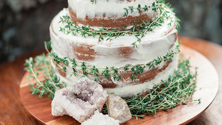 In more recent years a more rustic, earthy aesthetic has become a popular motif for weddings. This is particularly true of the wedding cakes as a more romantic, whimsical approach is taken in lieu ...